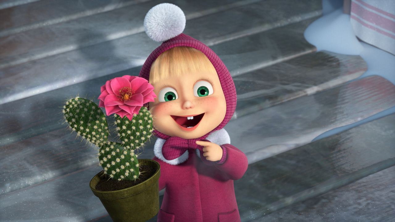 Masha's Songs - Als Cactussen Bloeien
