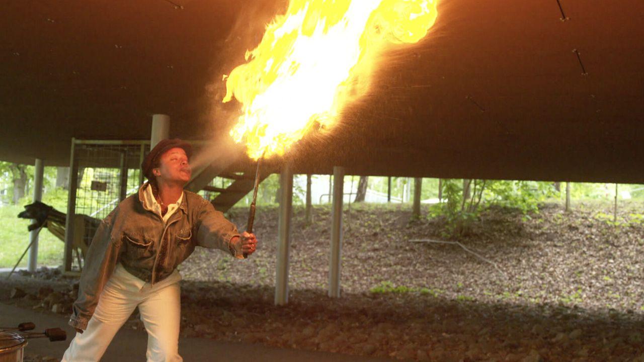 Het Klokhuis - Vuur
