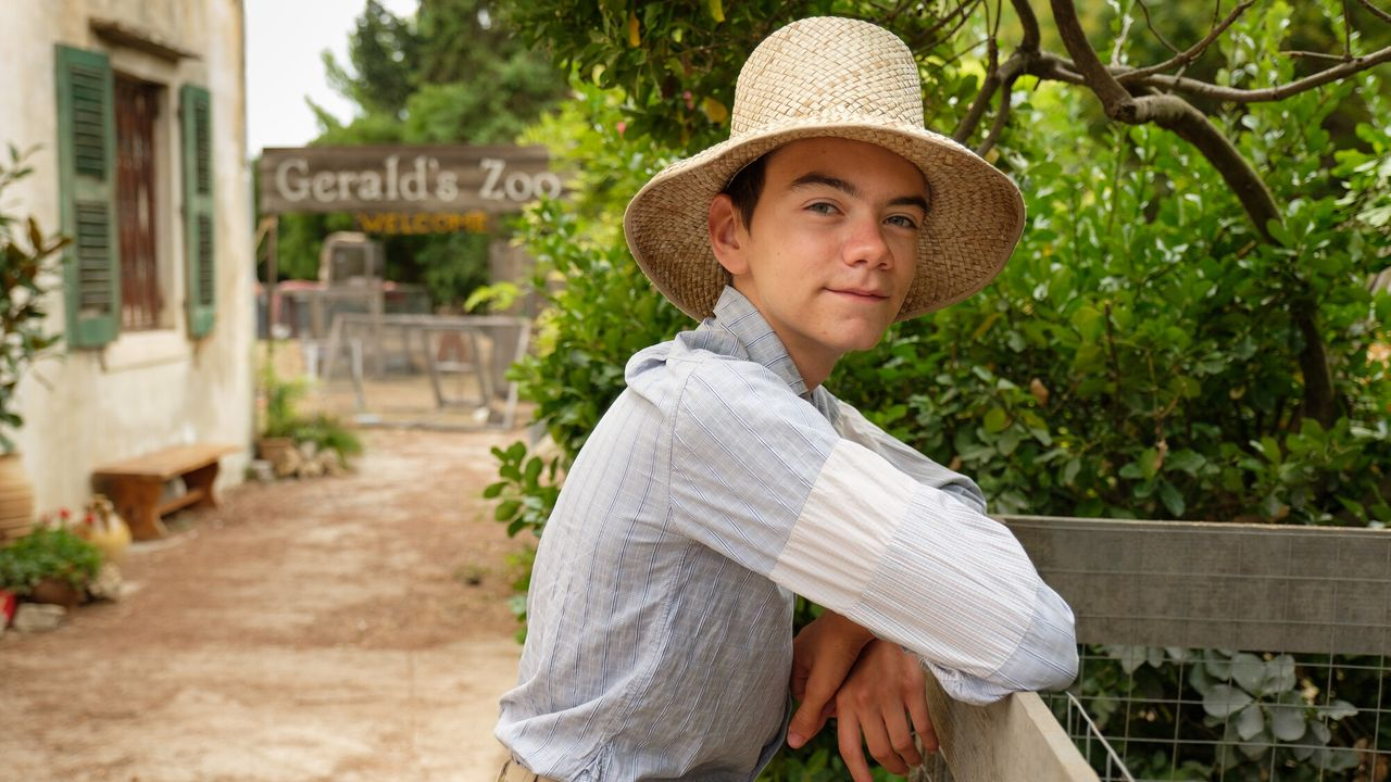 The Durrells in Corfu The Durrells in Corfu
