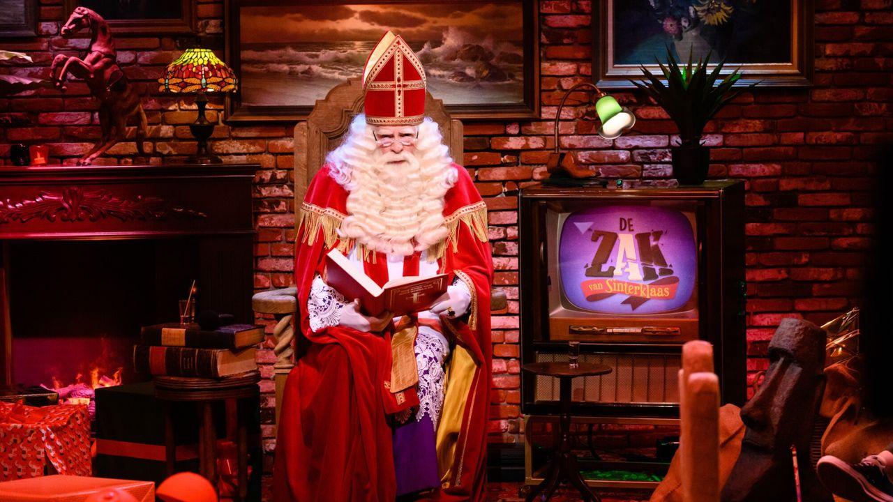 De Zak Van Sinterklaas - De Zak Van Sinterklaas