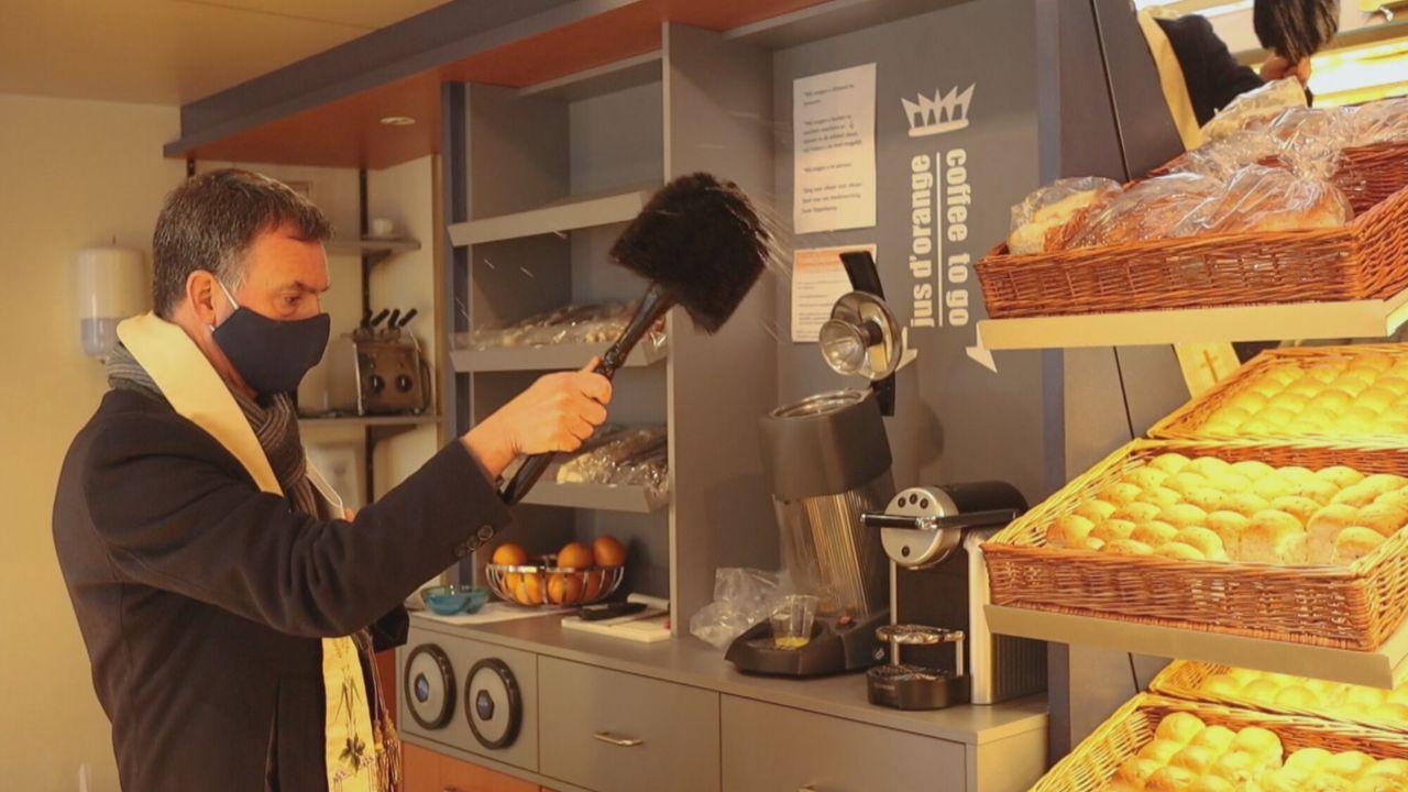 Roderick Zoekt Licht - Gezegende Broodjes