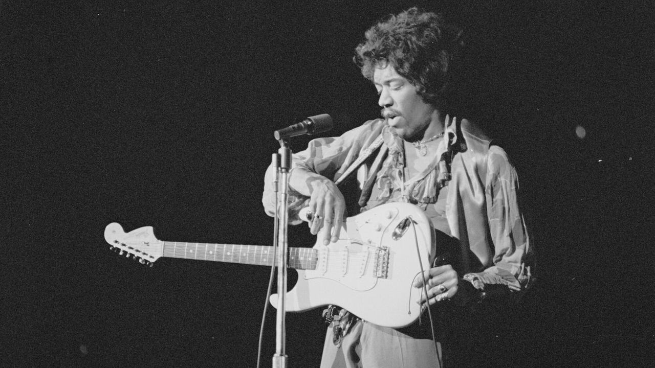 Club Van 27 - Jimi Hendrix: Hear My Train A Comin'