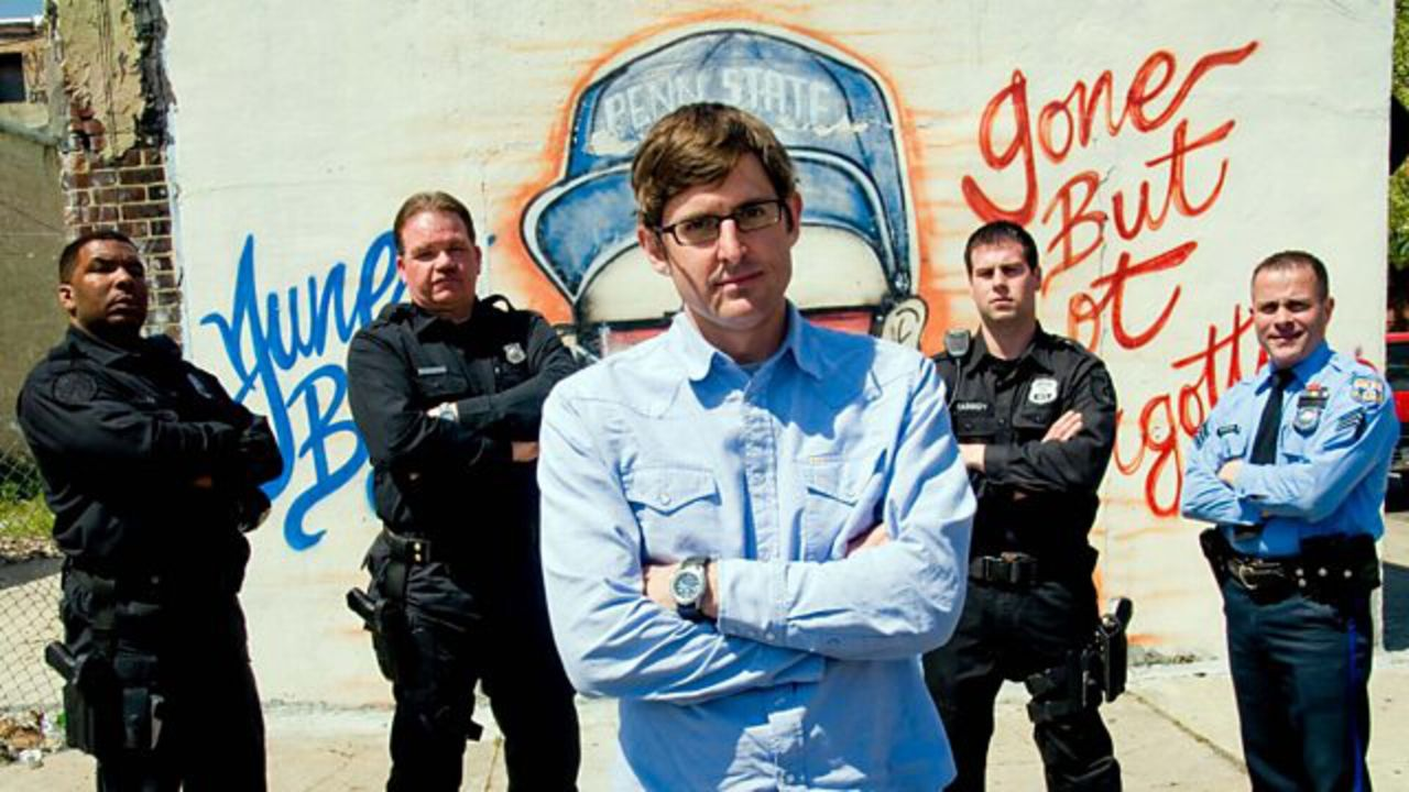 Louis Theroux Law and Disorder