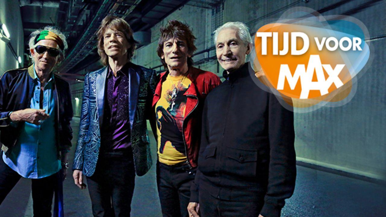 Tijd Voor Max - Rolling Stones Tentoonstelling In Groningen Geopend