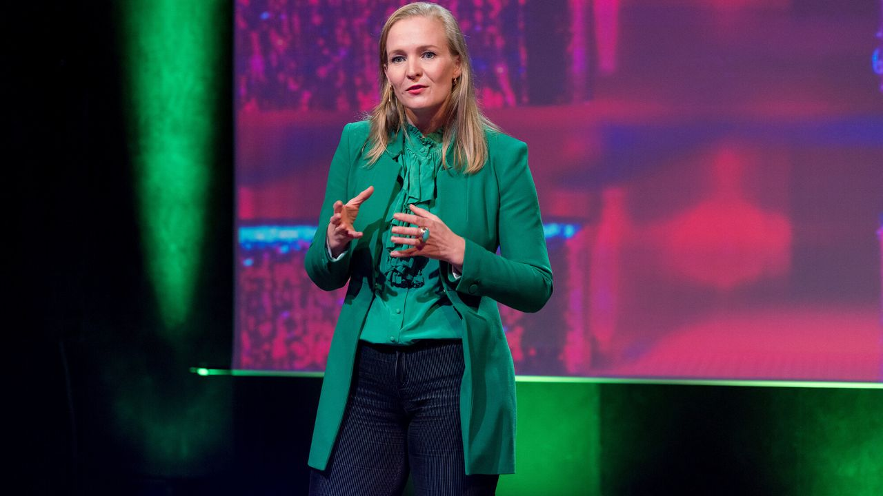 Brainwash Talks - Marietje Schaake: Grip Op Het Internet