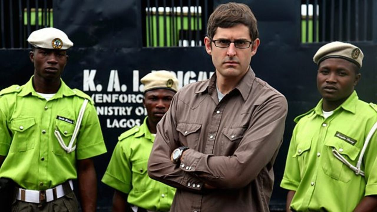 Louis Theroux - Law And Disorder In Lagos