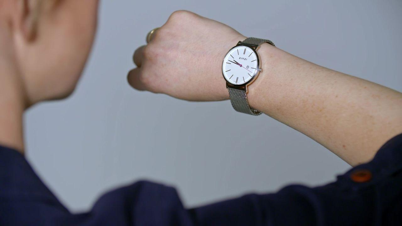 Voor de vorm Horloge