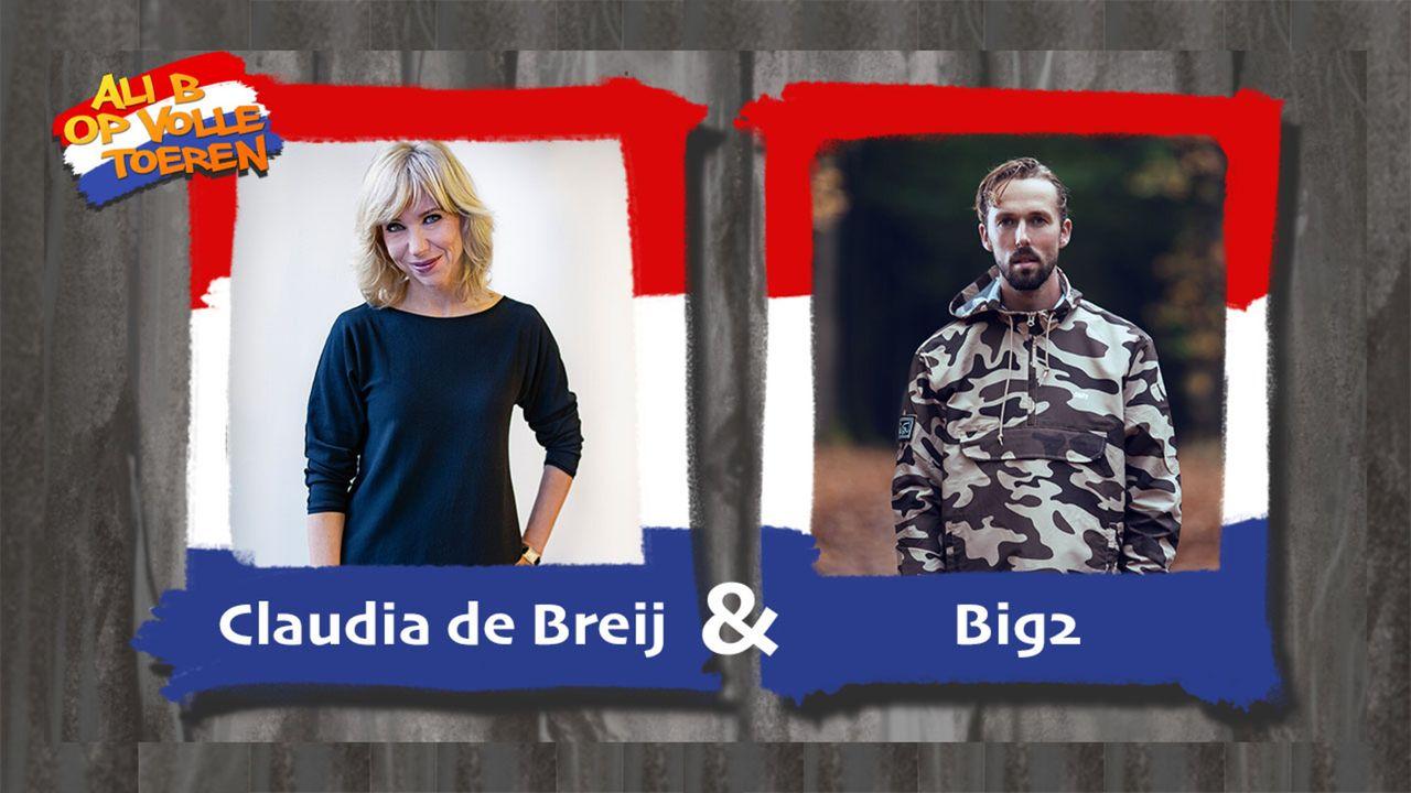 Ali B Op Volle Toeren - Claudia De Breij & Big2