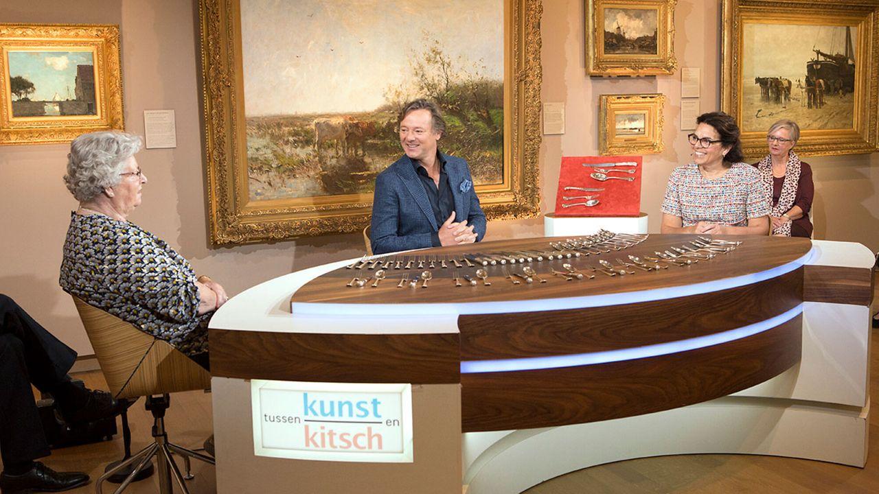 Tussen Kunst En Kitsch - Dordrechts Museum