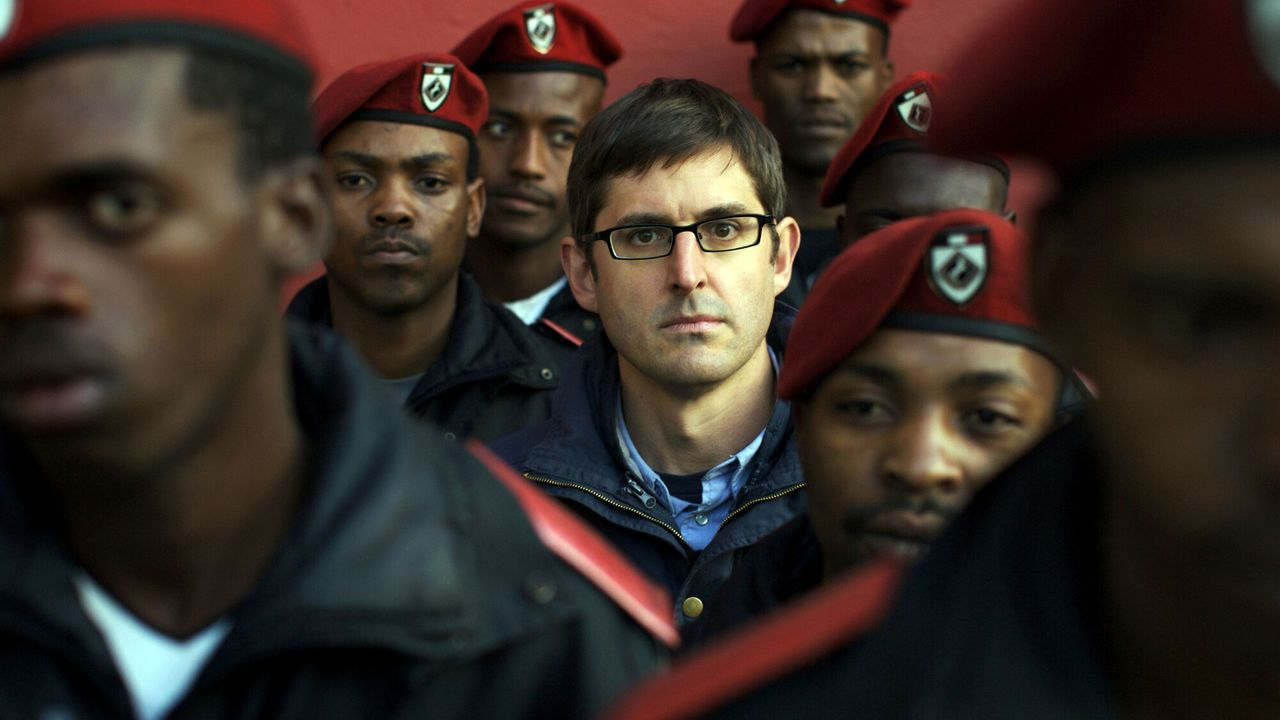 Louis Theroux - Law And Disorder In Johannesburg