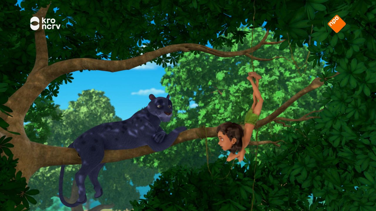 Jungle Book - Als De Jungle Slaapt