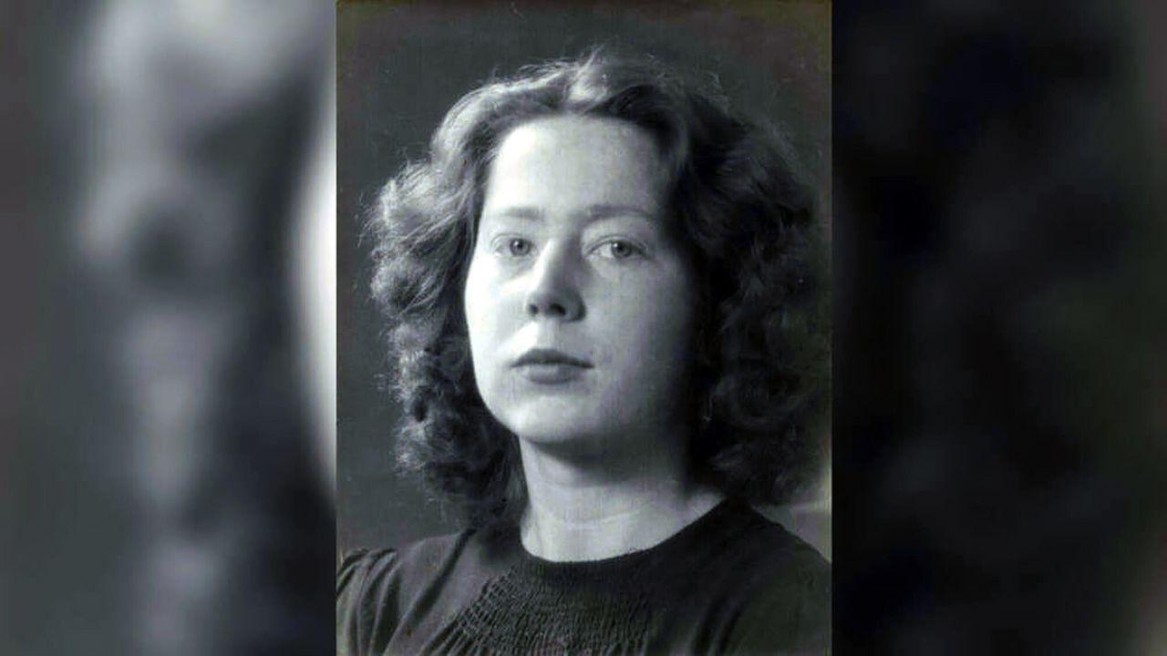 NOS Hannie Schaft NOS 100 jaar Hannie Schaft