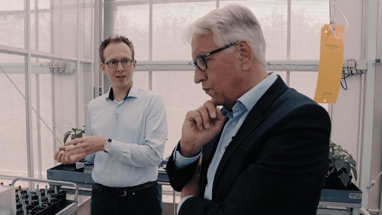 Andries En De Wetenschappers - Prof. Dr. Ir. Marnix Medema