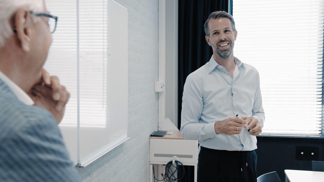 Andries En De Wetenschappers - Prof. Dr. Ir. Jeroen De Ridder