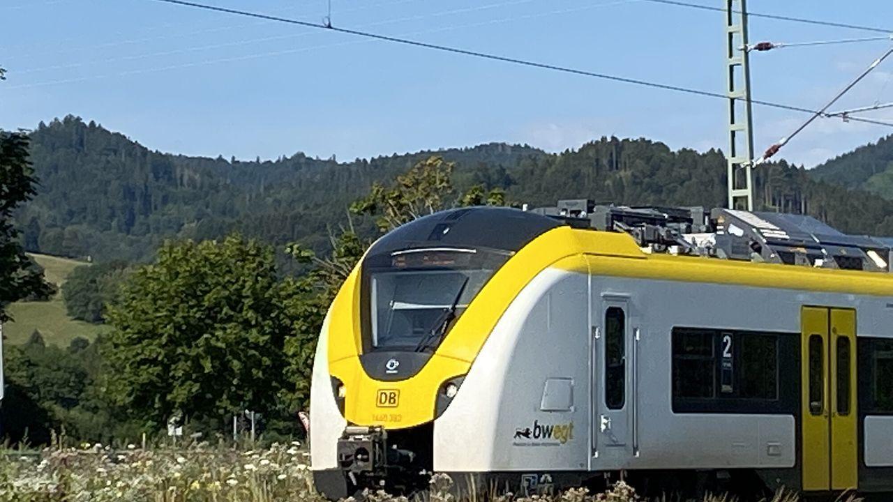 Rail Away - Duitsland: Freiburg-titisee-donaueschingen