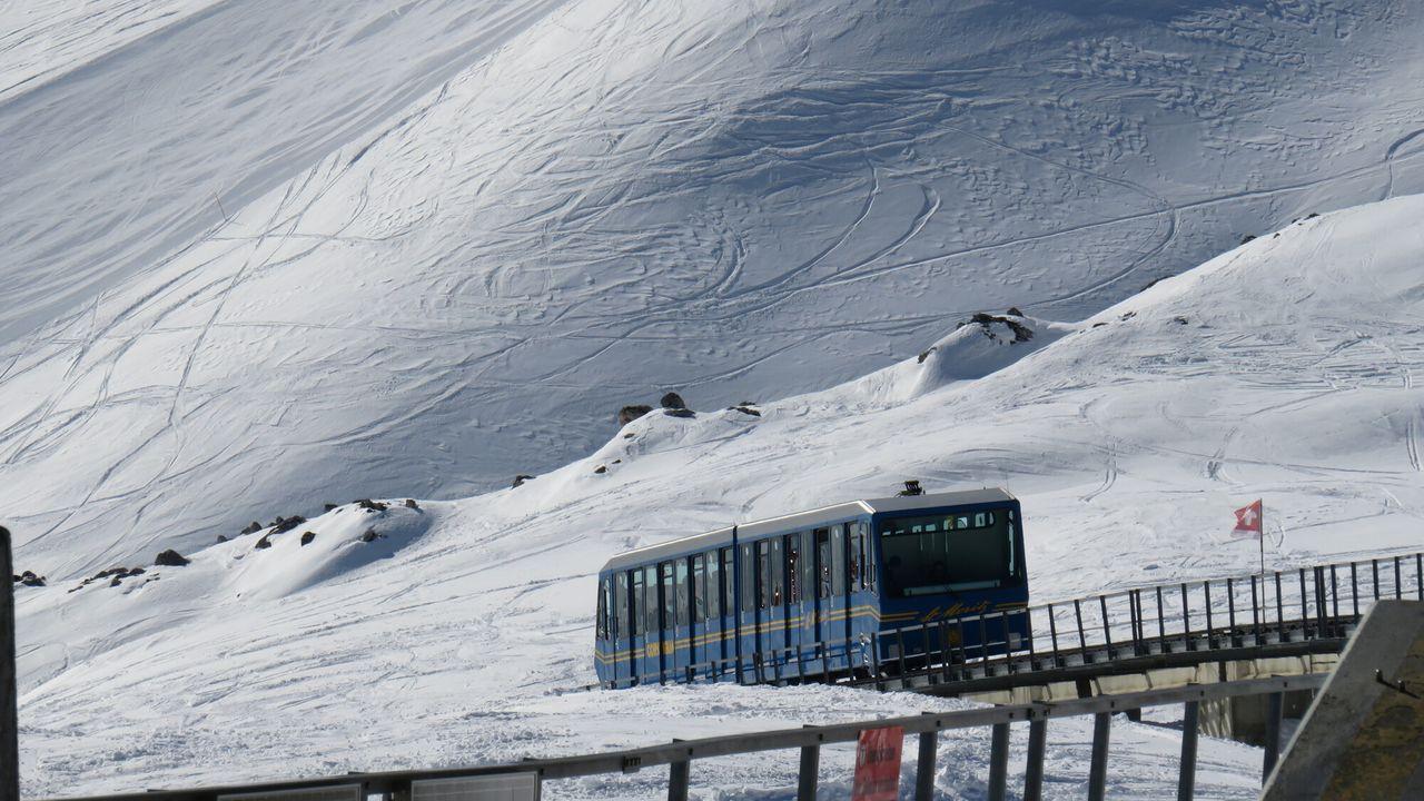 Rail Away - Zwitserland: Scuol-st. Moritz-corviglia