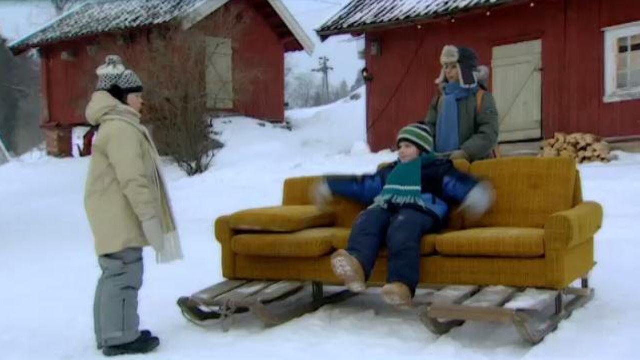 Kerst met Linus Kerst met Linus
