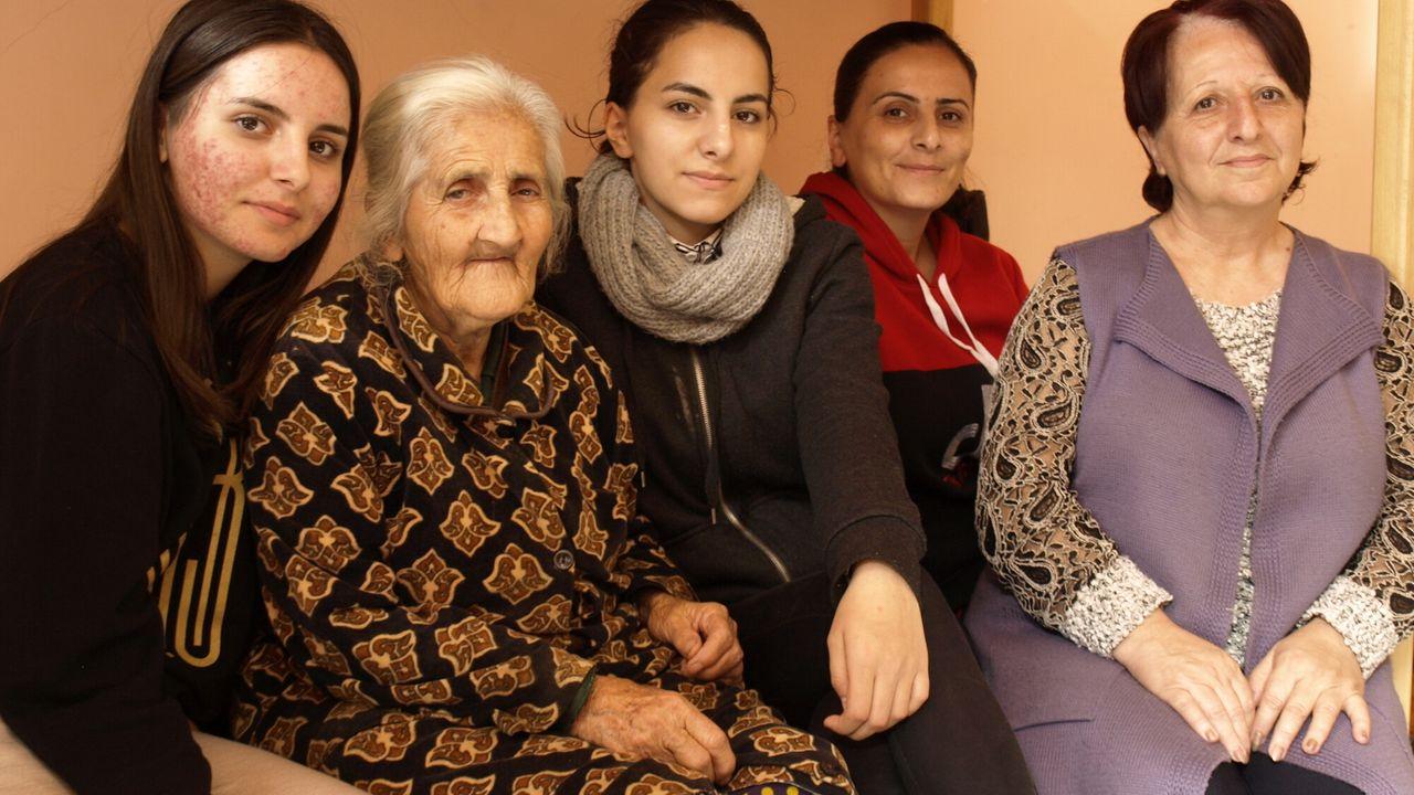 Metterdaad Armenië: Vrouwenpower achter de vuurlinie
