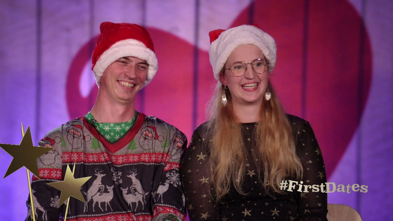 First Dates - First Dates Kerstspecial