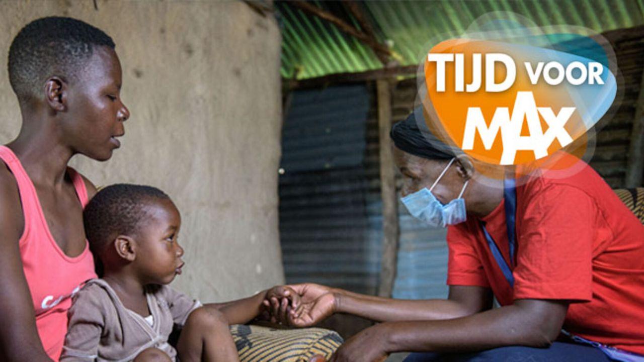 Tijd voor MAX Tijd voor MAX in het teken van Aidsfonds