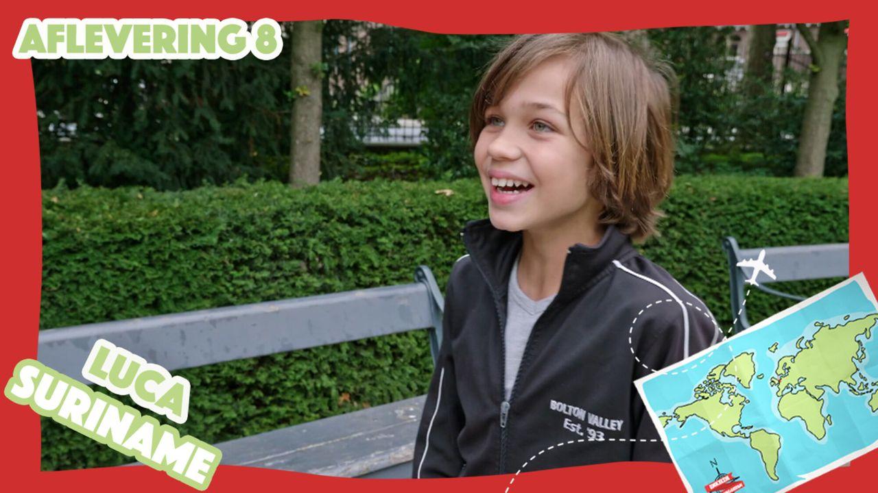 Enkeltje Verweggistan - Luca