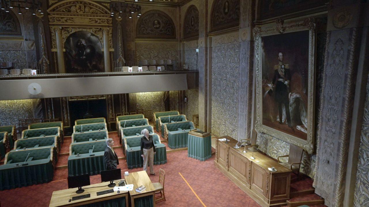 De Strijd Om Het Binnenhof - Johan Rudolph Thorbecke