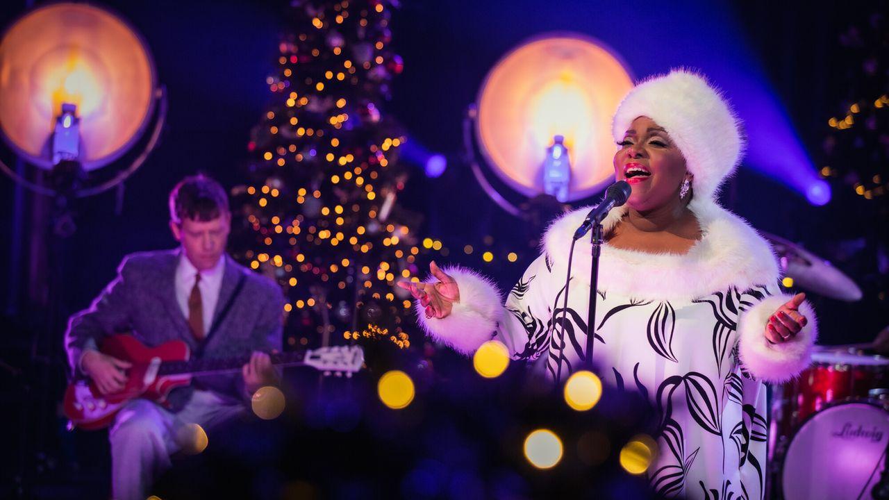 Kerst Met Michelle Davids & The Gospel Sessions - Kerst Met Michelle David & The Gospel Sessions