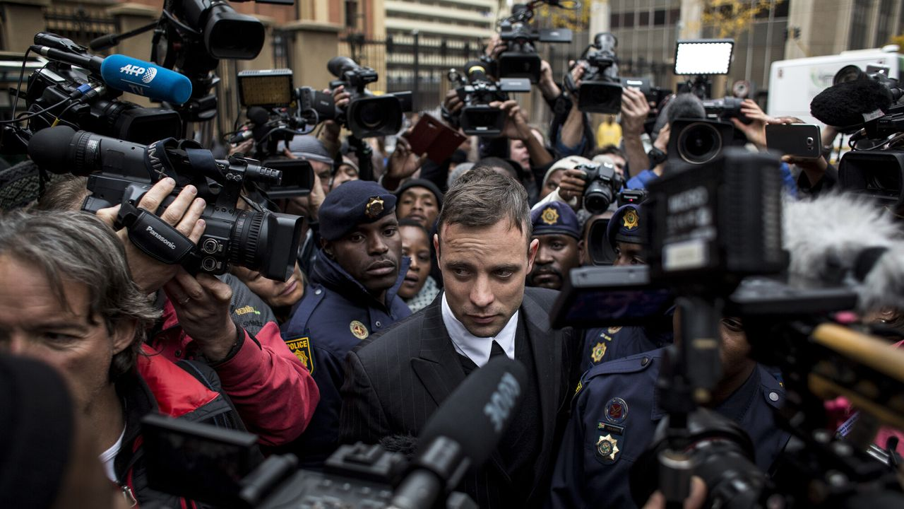The Life and Trials of Oscar Pistorius The Life and Trials of Oscar Pistorius