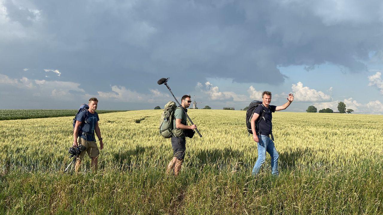 Dwars Door België - Over De Taalgrens