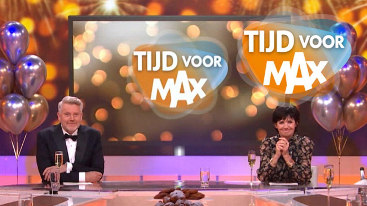 Tijd Voor Max Oudejaarsshow - Tijd Voor Max Oudejaarsshow