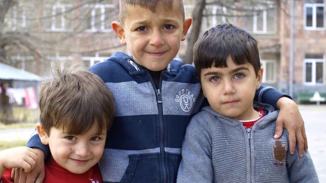 Metterdaad Armenië: Alles kwijt
