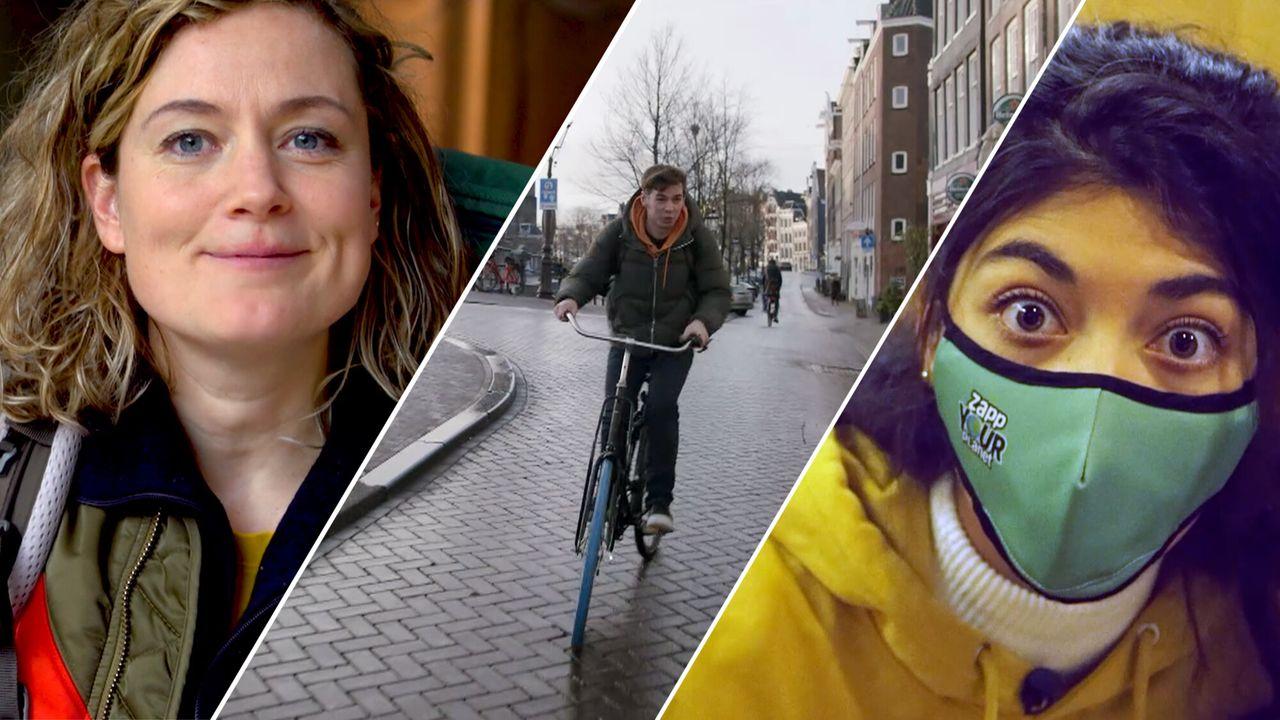 Zapp Your Planet - Hoe Overleeft Een Vos In De Stad En Wat Gebeurd Er Nu Met Al Die Eenzame Kantoorplantjes?