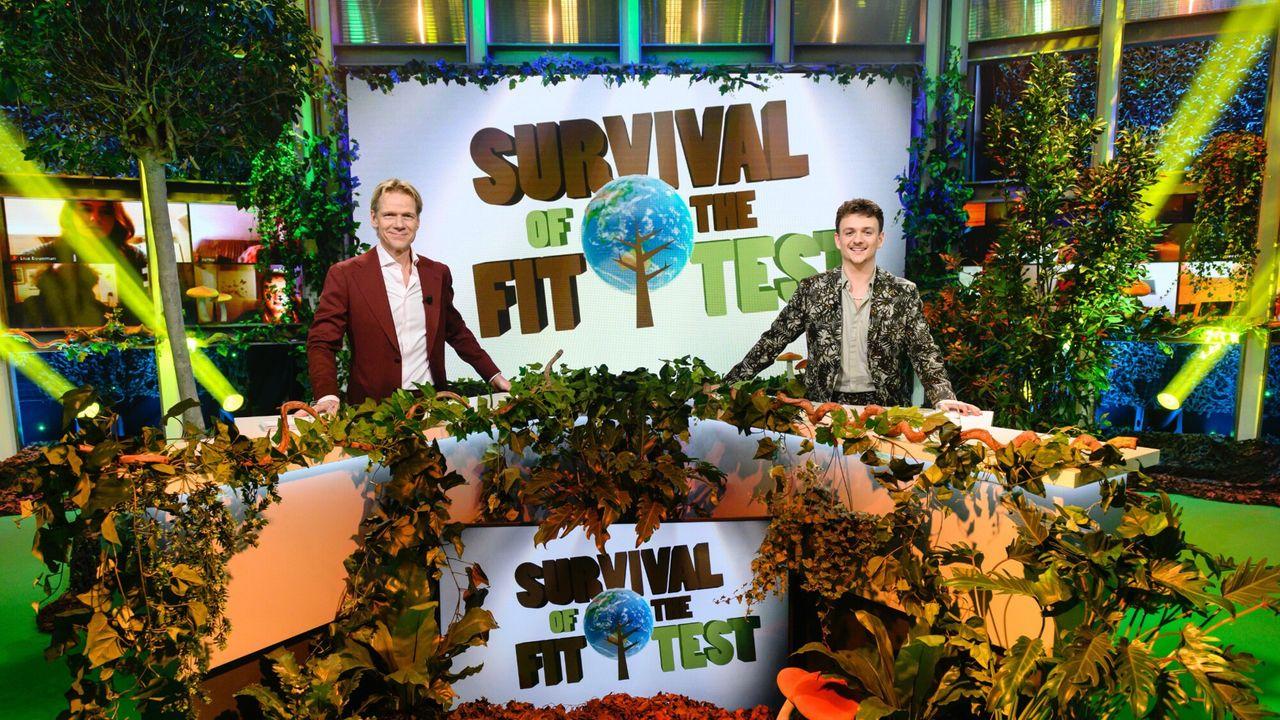 Survival of the fitTest De Survival of the Fit-Test