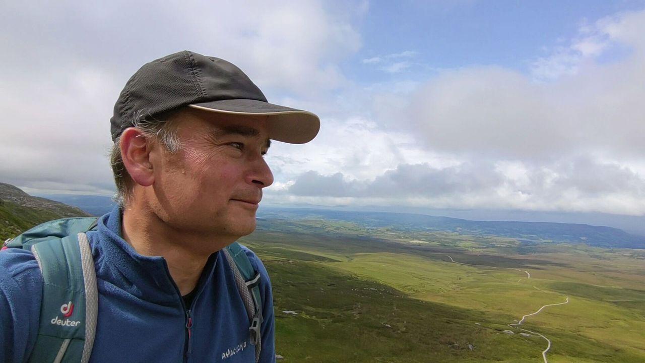 Roderick Zoekt Licht - Pelgrim In Ierland