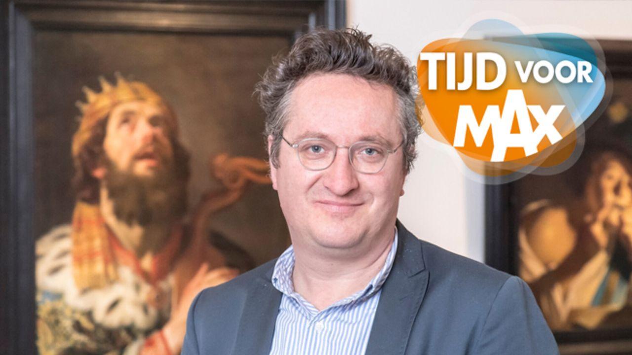 Tijd Voor Max - Online Collegereeks: Kunstgeschiedenis Door Museumdirecteuren