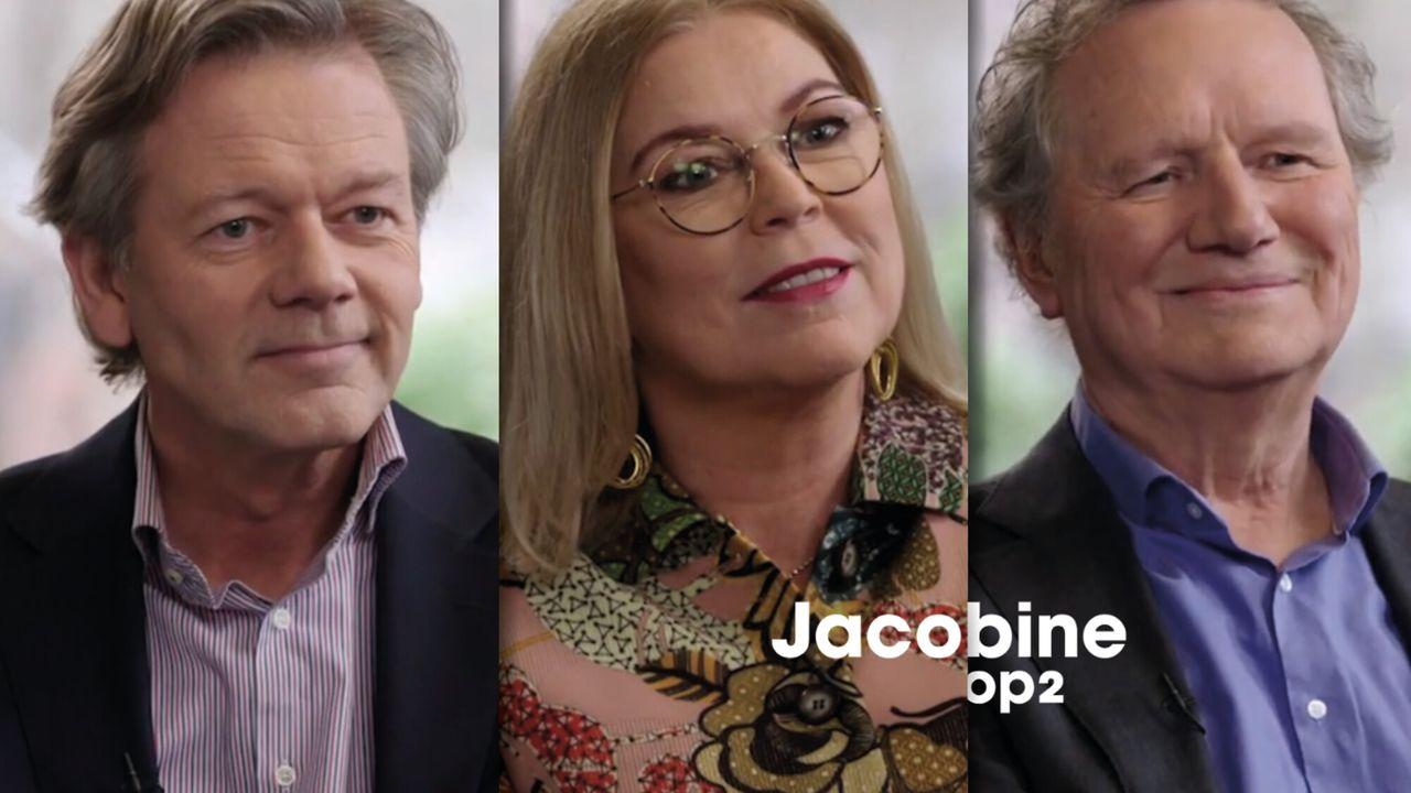 Jacobine Op Zondag - Afzwaaiende Politici