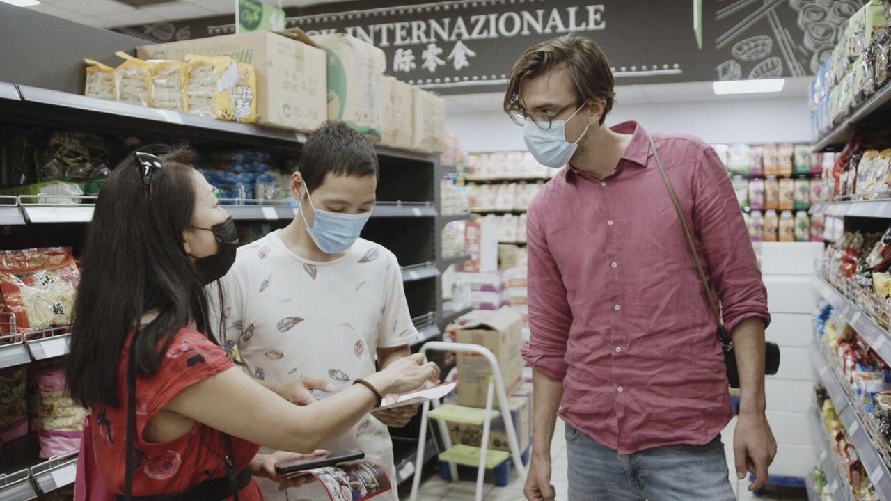 De Wereld Van De Chinezen - Italië
