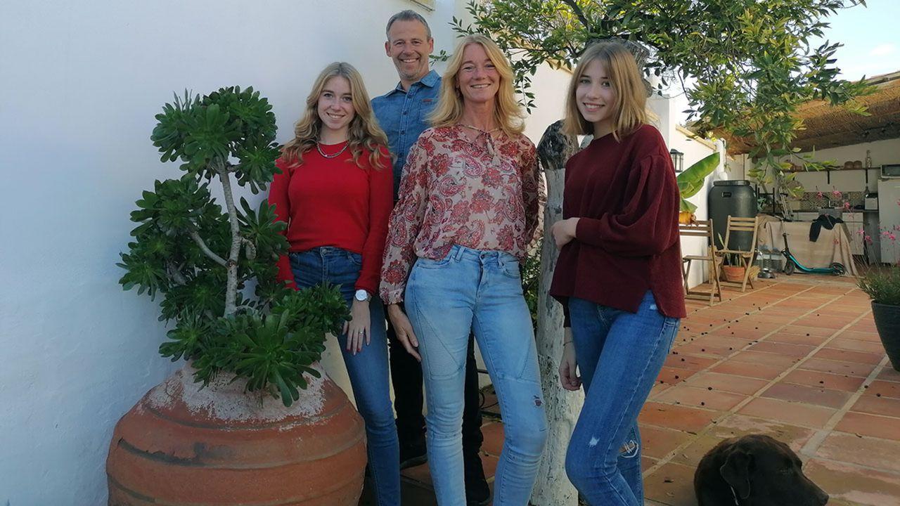 Ik Vertrek - Familie Knops - Spanje, Malaga