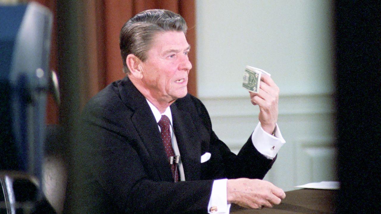 The Reagans De grote schoonmaak