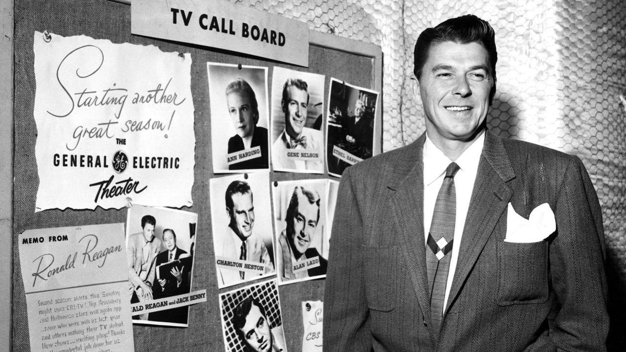 The Reagans De held uit Hollywood