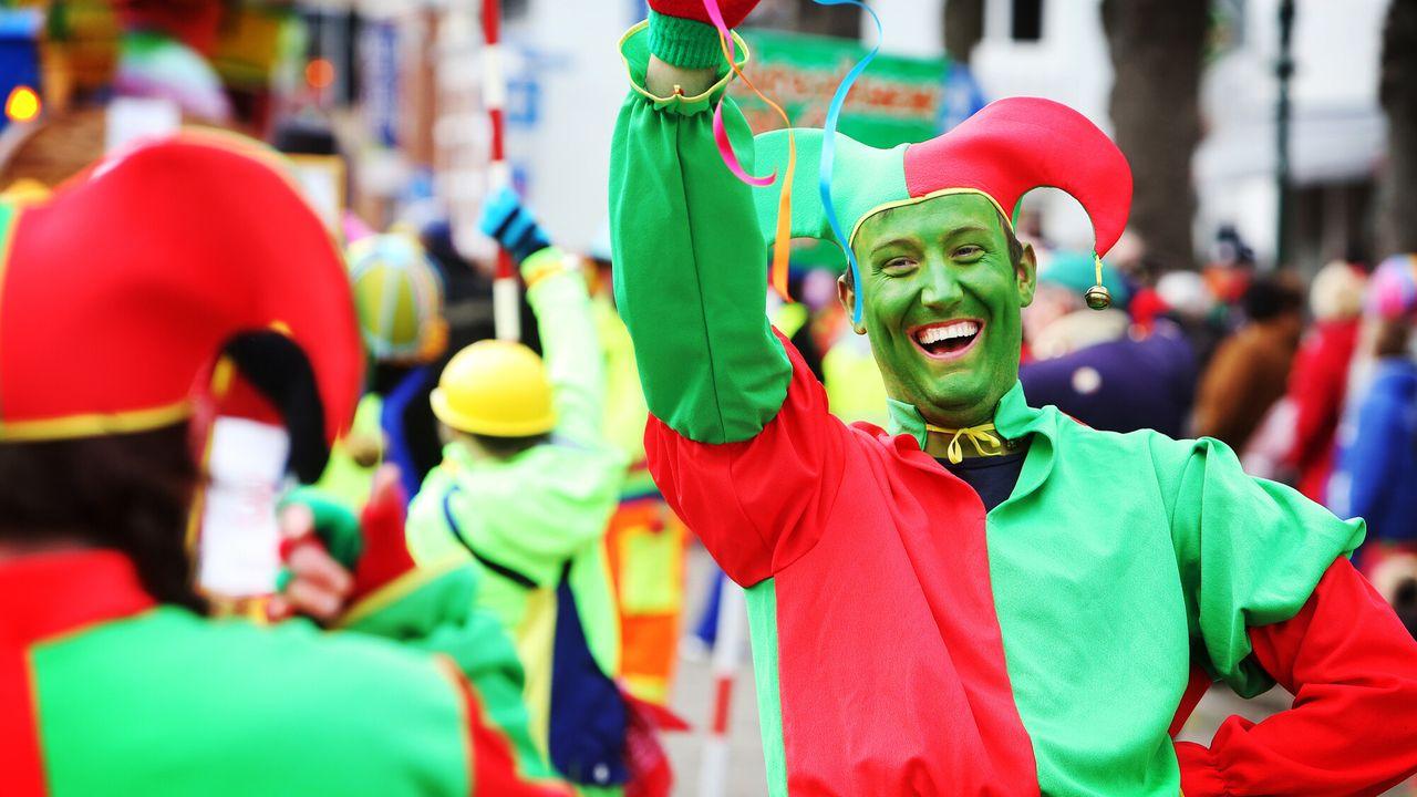 Kruispunt - We Vieren Altijd Carnaval!