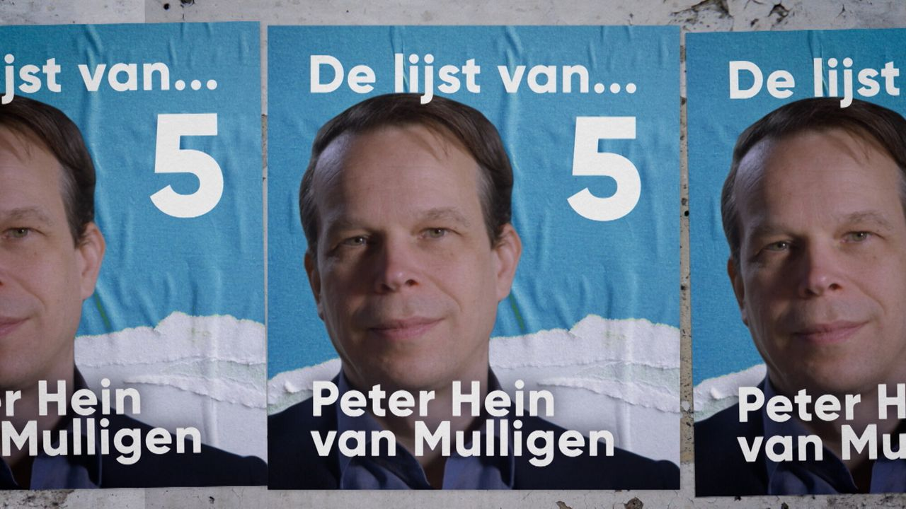 De Lijst Van - Peter Hein Van Mulligen