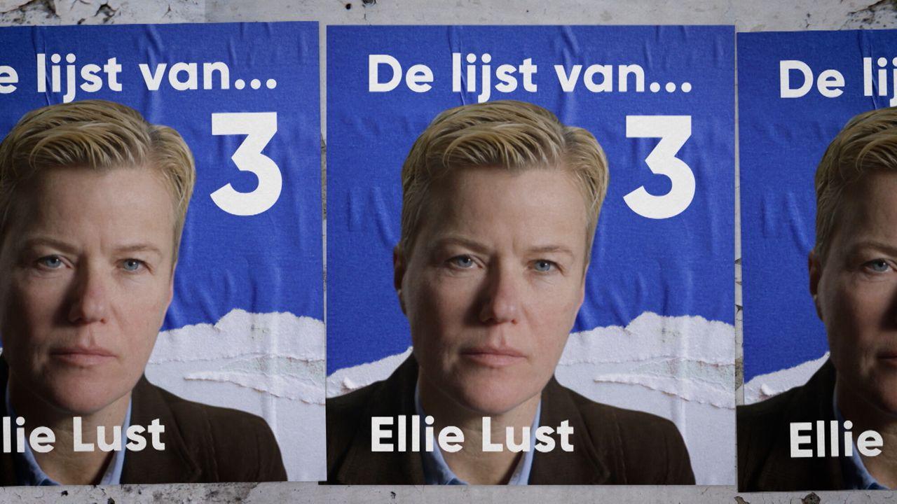 De Lijst Van - Ellie Lust