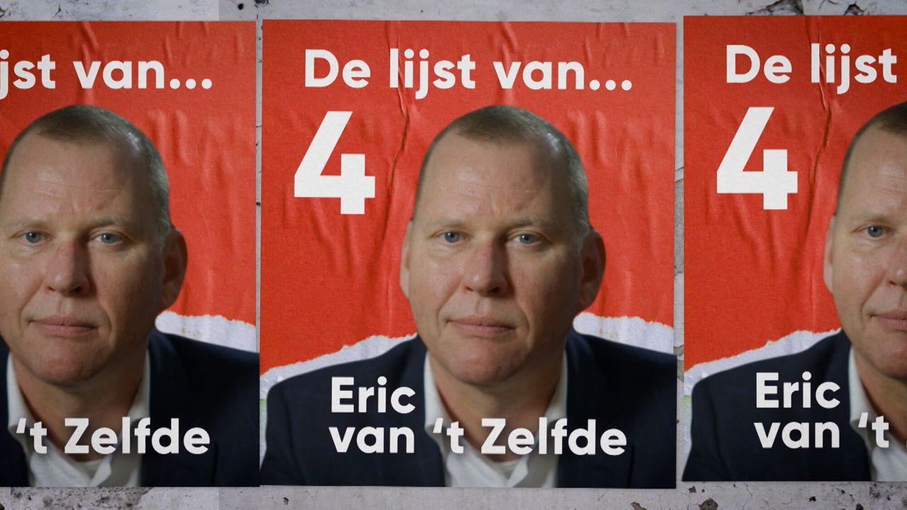 De Lijst Van - Eric Van 't Zelfde