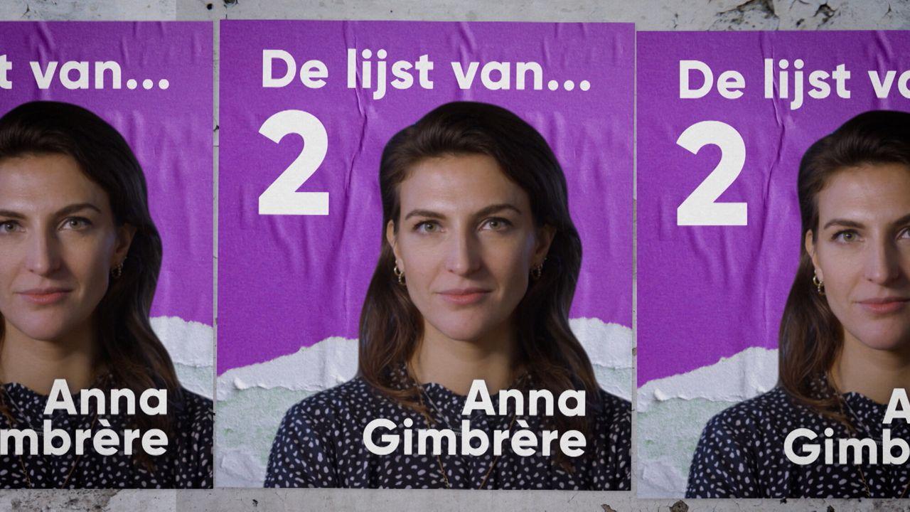 De Lijst Van - Anna Gimbrère