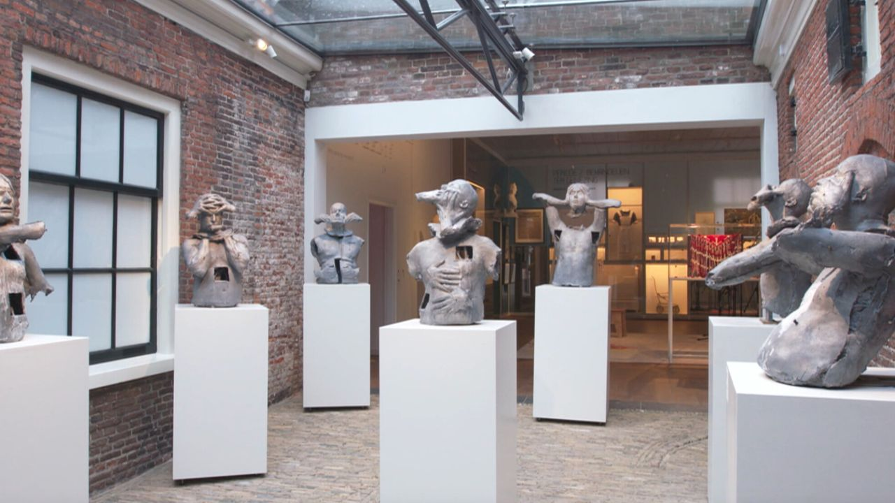 Nu Te Zien - Museum Van De Geest