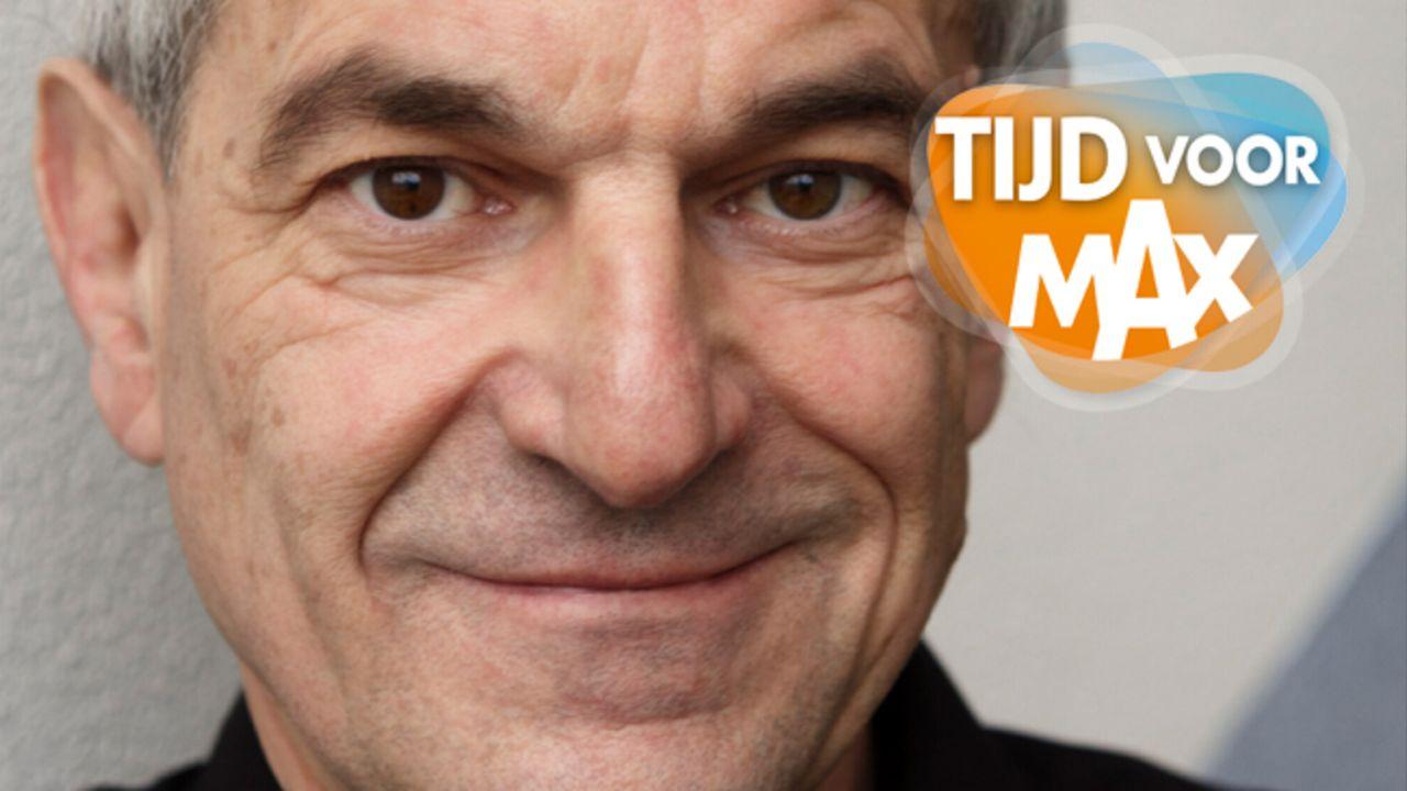 Tijd voor MAX Martijn Katan over zijn boek Geen Makke Schapen