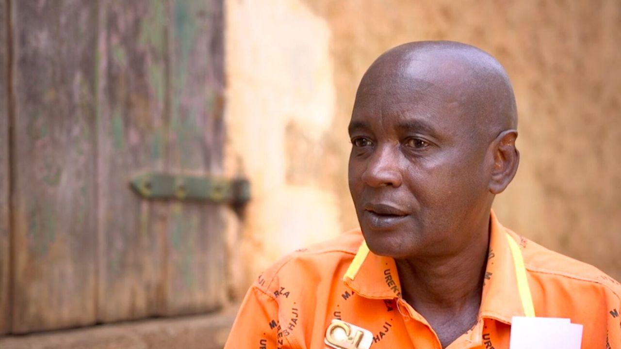 Metterdaad - Tanzania: Masaikrijger Met Levenslang