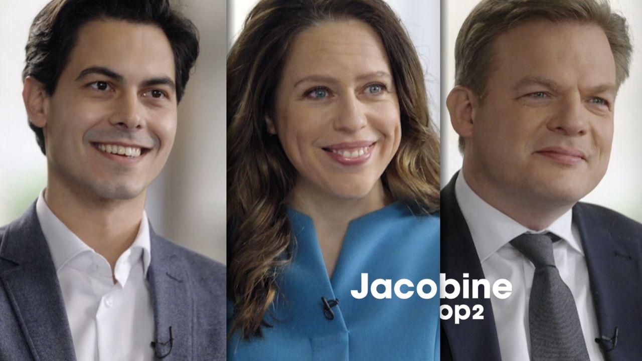 Jacobine Op Zondag - De Landelijke Verkiezingen Met Drie Nummers Twee