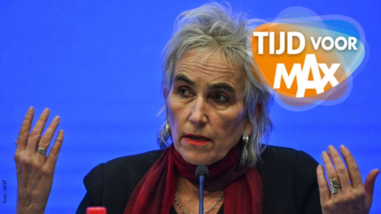 Tijd voor MAX Met Marion Koopmans